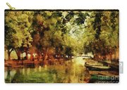 Annecy France Pont Des Amours Carry-all Pouch
