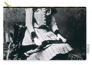 Annie Oakley  Star Of Buffalo Bill's Wild West Show Carry-all Pouch