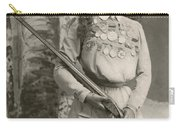 Annie Oakley With A Rifle, 1899 Carry-all Pouch