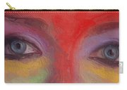 Annie S Eyes Carry-all Pouch