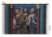 Annunciation To Shepherds Carry-all Pouch