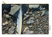 Antarctic Feather Carry-all Pouch