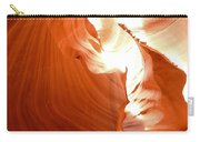 Antelope Canyon Scuplture Carry-all Pouch