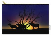 Antelope Crossing Carry-all Pouch