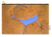 Antelope Petroglyph Carry-all Pouch
