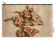 Anthem Of Old England Carry-all Pouch
