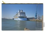 Anthem Of The Seas Southampton Carry-all Pouch