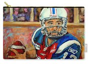 Anthony Calvillo Carry-all Pouch