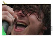 Anthony Green Of Circa Survive Carry-all Pouch