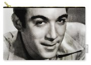 Anthony Quinn, Hollywood Legend Carry-all Pouch
