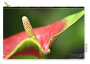 Anthurium Blossom Carry-all Pouch