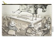 Anti-greenback Cartoon Carry-all Pouch