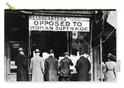 Anti-suffrage Association Carry-all Pouch