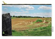 Antietam Farm Fence 2 Carry-all Pouch