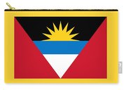 Antigua And Barbuda Carry-all Pouch