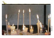 Antigua Church Candles Carry-all Pouch