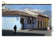 Antigua Guatemala Streetscene Carry-all Pouch