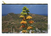 Antigua National Flower  Carry-all Pouch