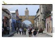 Antigua Street Scene Carry-all Pouch