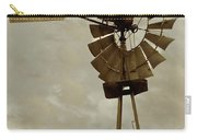 Antique Aermotor Windmill Carry-all Pouch