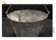 Antique Bucket For Your Modern List Carry-all Pouch