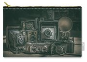 Antique Camera Carry-all Pouch