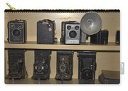 Antique Cameras Carry-all Pouch