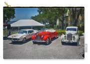Antique Car Show Series 01 Carry-all Pouch