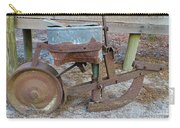 Antique Corn Planter Carry-all Pouch