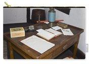 Antique Desk Carry-all Pouch