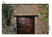 Antique Door Carry-all Pouch