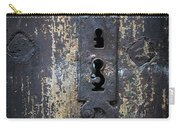 Antique Door Lock Detail Carry-all Pouch