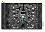 Antique Door Lock Carry-all Pouch