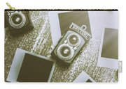 Antique Film Photography Fun Carry-all Pouch