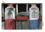 Antique Gas Pumps Carry-all Pouch
