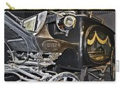 Antique Hearse Carry-all Pouch