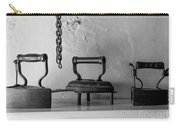 Antique Irons Carry-all Pouch