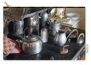 Antique Kitchen Stove Carry-all Pouch