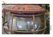 Antique Lantern Carry-all Pouch
