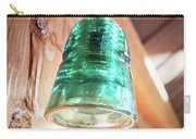 Antique Light Fixture 2 Carry-all Pouch