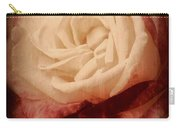 Antique Rose - In Full Bloom Carry-all Pouch