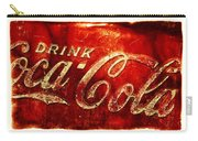 Antique Soda Cooler 2a Carry-all Pouch