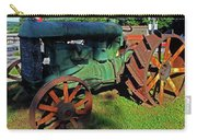 Antique Tractor 3 Carry-all Pouch