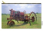 Antique Tractor  Carry-all Pouch