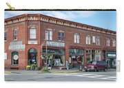 Antiques In Red Brick Carry-all Pouch