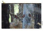 Antlers Galore Carry-all Pouch