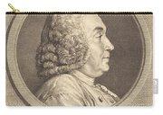 Antoine De Parcieux Carry-all Pouch