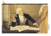 Antoine-laurent Lavoisier Carry-all Pouch