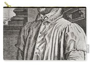 Antoine Perrenot De Granvelle, 1517 To Carry-all Pouch