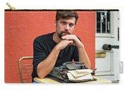 Antoine Carry-all Pouch by Steve Harrington